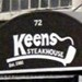 Keens Steakhouse in NYC as seen                                     in American Public House Review