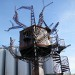 The Steampunk sculpture at Dogfish Head Brewery  as seen in American Public House Review
