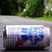 Pabst Blur                                   Ribbon can